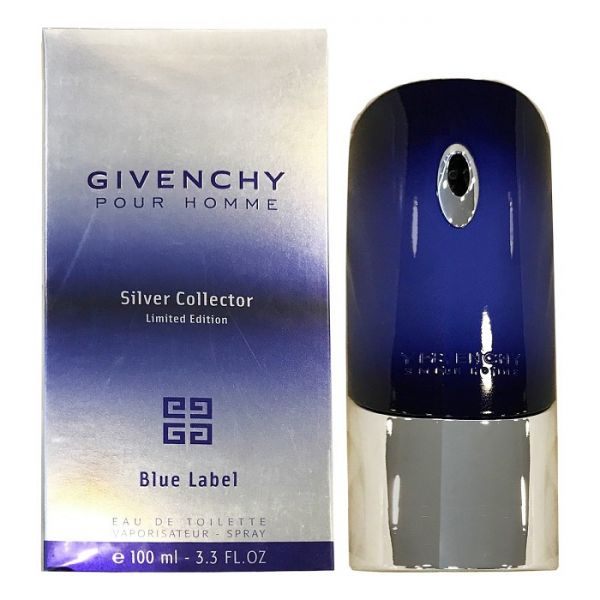 BLUE LABEL SILVER COLLECTOR